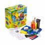Fábrica Crea Figuras Con Distintos Moldes Y Colores Crayola