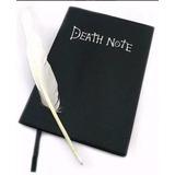 Death Note Libreta Con Pluma San Miguel