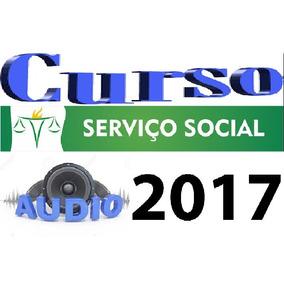 Curso Serviço Social Em Áudio 2017