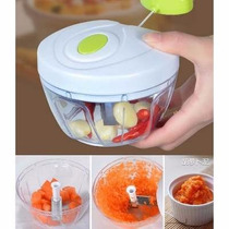 Kit Triturador E Tesoura Para Legumes E Verduras