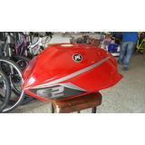 Tanque Nafta Motomel Cg 150 S2 Tubular (rojo) Original