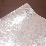 Papel De Parede Rolo Prata Metalizado Textura Alto Relevo