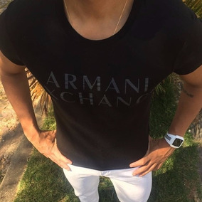 Camisa Masculina Emporio Armani Lacoste Kenzo Ea7 Exchange