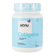 Colágeno Hidrolizado + Ácido Hialurónico Natural Wonu