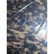 Paquete De Goma Eva 1.6mm X 10 Unidades 43 X 60cms Camuflado