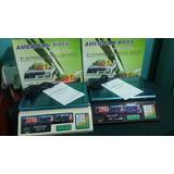 Peso Electronico Balanza Digital 40 Kg Recargable Tienda