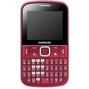 Celular Samsung E2220 Ch@t 222 - Libre