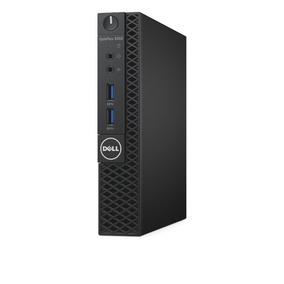 Desktop Dell Optiplex 3050 Micro Corei3-7100 Disco 500 Gb