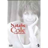 Dvd Natalie Cole The Unforgettable Concert - Novo***