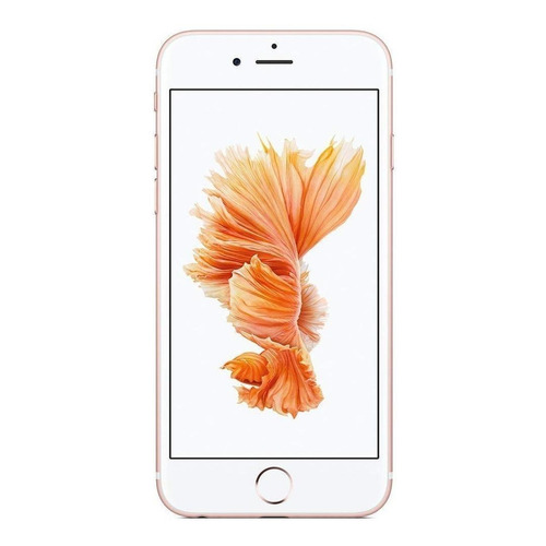 iPhone 6s 128 GB ouro rosa