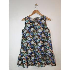 Vestido De Fibrana Corto Varios Colores Tm *liquidación**