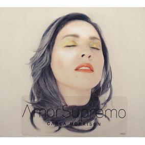 Amor Supremo - Carla Morrison - Disco Cd - (13 Canciones)