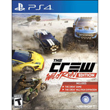 The Crew Wild Run Edition Ps4 Sellado Delivery Stock Ya
