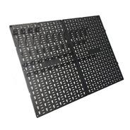Tablero Porta Herramientas Organizador 60x50+ Destornillador