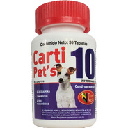 Carti Pets 10 30 Tabletas Perros Norvet