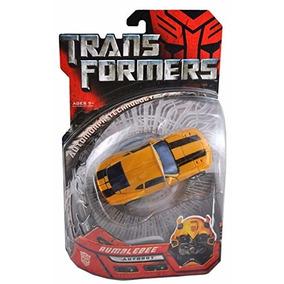 Transformers Bumblebee Barricade Pelicula 2007 C/u