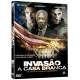 Dvd Original Do Filme Invasão A Casa Branca