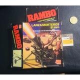 Lanzamorteros81 Mm Rambo Jocsa Ind Argentina 80s