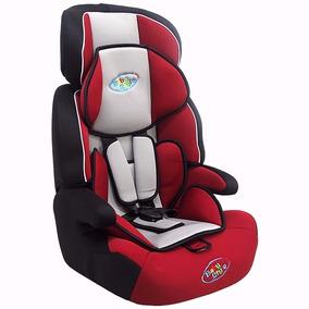 Cadeira Cadeirinha Auto Carro Bebe 9 A 36 Kg Cometa Vermelha