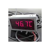 Medidor De Temperatura Termometro Para Auto Ds18b20 12-24v