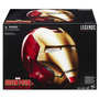 Iron Man Marvel Legends Casco Electronico Hasbro