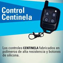 Control Remoto Centinela Para Porton Compatible Gladiador