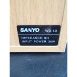 Minicomponente Sanyo Dc-as633 No Funciona No Enciende Leer