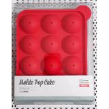 Molde De Silicona Para Pop Cakes - Pastelería En Casa!!!