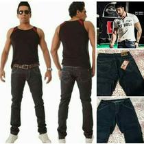 Calça Jeans Masculina - Marca Pit Bull