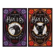 Promo - Asesino De Brujas 1 + 2 - Mahurin - Puck - 2 Libros