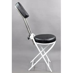 Cadeira Portátil Maquiagem / Designer Sobrancelhas - 2 Cores