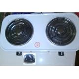 Cocina Eléctrica 2 Hornillas Royal 2000w 110v 500c