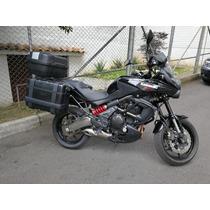 Kawasaki Versys 650 Abs Modelo 2014 Excelente Estado