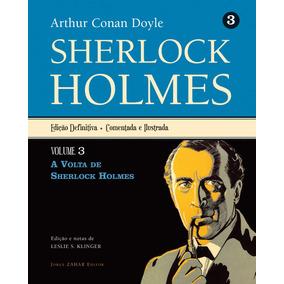 Sherlock Holmes - Vol.03 - Edicao Grande