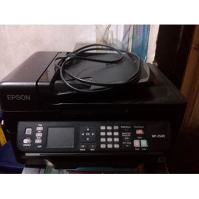 Impresora Epson Workforce Wf-2540 Para Reparar