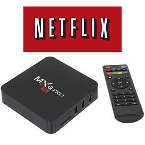 Tv Box Mxq Pro 4k 3d Hdmi Converti Tu Tv En Smart! Gtia
