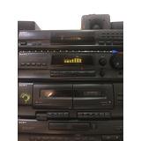System Sony Lbt- A290 - Aparelho De Som Com 2 Caixas