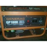 Generador Portatil Generac 1800 Nueva