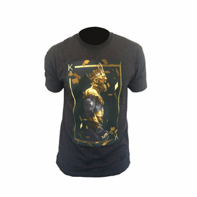 Remera Reebok Mcgregor King Gold Limited Edition Ufc Mma Box