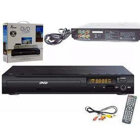 Dvd Player Com Funcao Karaokê Media Player Mp3 Pendrive Usb
