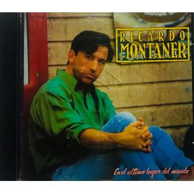 Ricardo Montaner, En El Último Lugar Del Mundo Cd, 1991