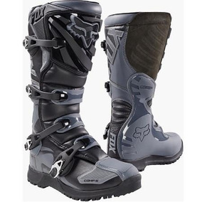Botas Fox Racing Comp 5 Offroad Negro/gris