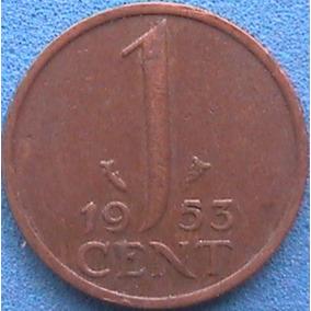 Spg Holanda 1 Cent ( Juliana ) Varios Años Disponibles.