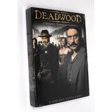 Box Set Deadwood 2006 A Segunda Temporada Completa Hbo Dvd