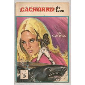 Lote Comics Chanoc Cachorro De León # 1, 3, 4 Herrerías 1976