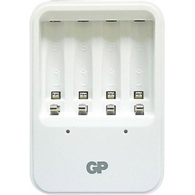 Cargador Gp Recyko Aa/aaa Sin Baterías 1087