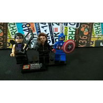 Lego Capitao America Guerra Civil