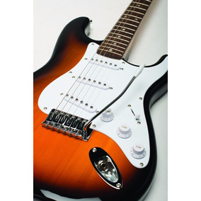 Guitarra Squier By Fender Stratocaster Bullet