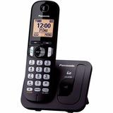 Telefone S/fio Dect 6.0 C/id Kxtgc210lbb Panasonic Cx 1 Un