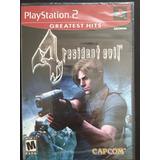 Resident Evil 4.-ps2